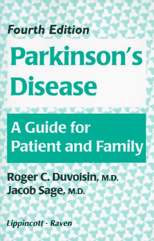 9780781703123: Parkinson's Disease: A Guide for Patient and Family