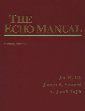 The The Echo Manual: Jae K Oh,