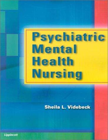 9780781714518: Psychiatric Mental Health Nursing