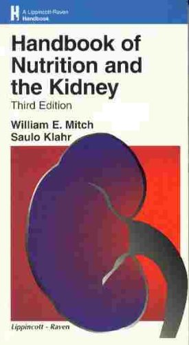 9780781715348: Handbook of Nutrition and the Kidney