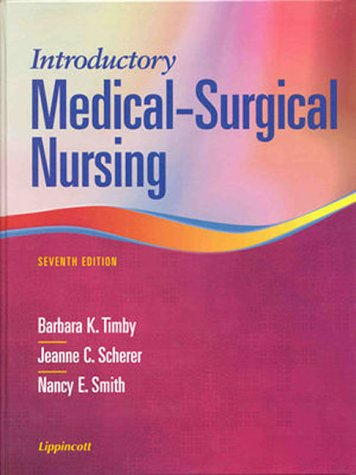 9780781715997: Introductory Medical-Surgical Nursing