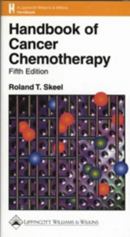 9780781716178: Handbook of Cancer Chemotherapy