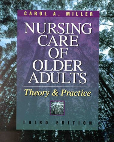 9780781716239: Nursing Care of Older Adults: Theory and Practice