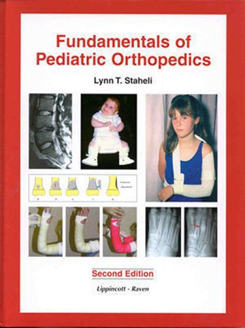 9780781716321: Fundamentals of Pediatric Orthopedics
