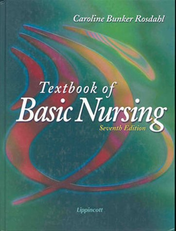 9780781716369: Textbook of Basic Nursing