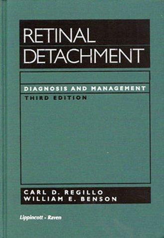 9780781716468: Retinal Detachment
