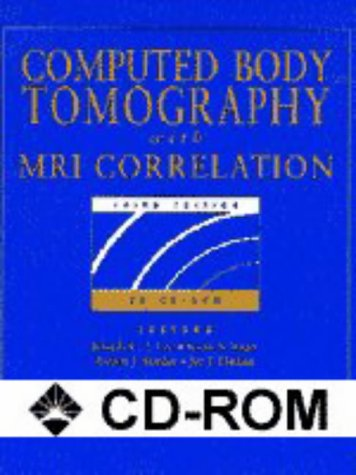9780781716703: Computed Body Tomography with MRI Correlation