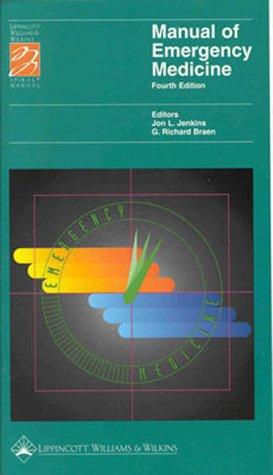 9780781717267: Manual of Emergency Medicine (Spiral Manual)