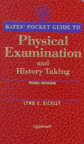 9780781718691: Bates' Pocket Guide to Physical Examination and History Taking