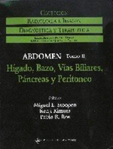 9780781718943: Radiologia Abdominal: Organos Accesorios Aparato Digestivo v. 2 (Radiologia e imagen: diagnostica y terapeutica)
