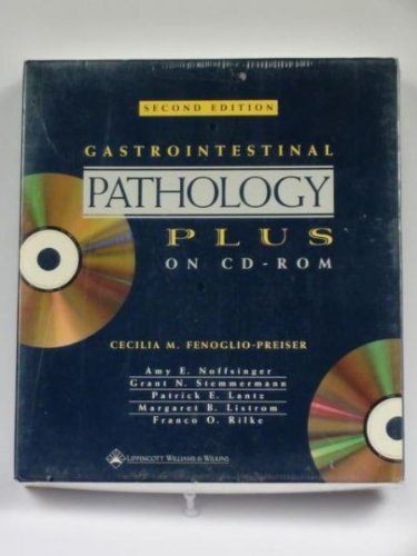 9780781719261: Gastrointestinal Pathology Plus: Windows/Macintosh