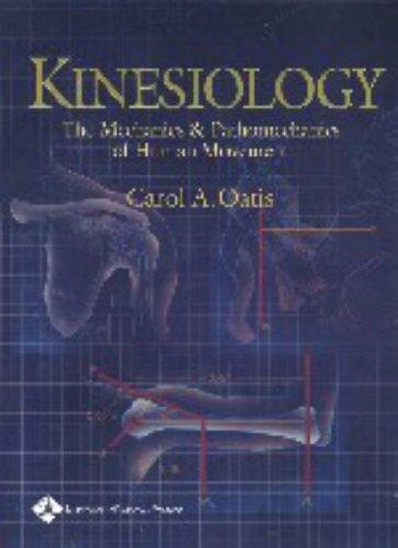 9780781719827: Kinesiology: The Mechanics and Pathomechanics of Human Movement