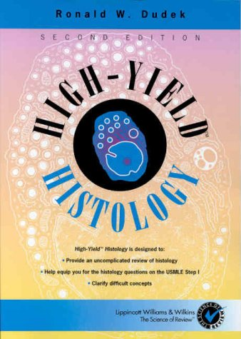 9780781721349: High-Yield Histology