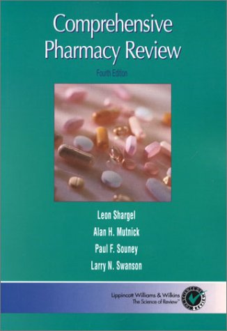 9780781721479: Comprehensive Pharmacy Review