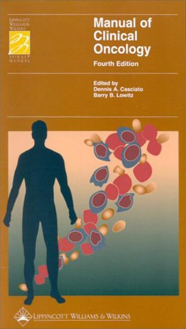 9780781721592: Manual of Clinical Oncology
