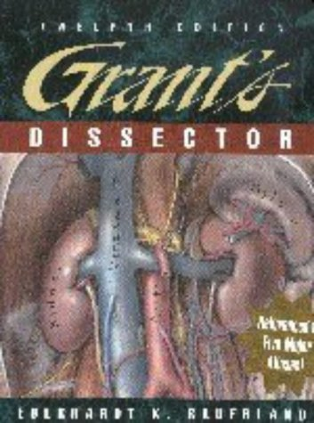9780781721998: Grant's Dissector