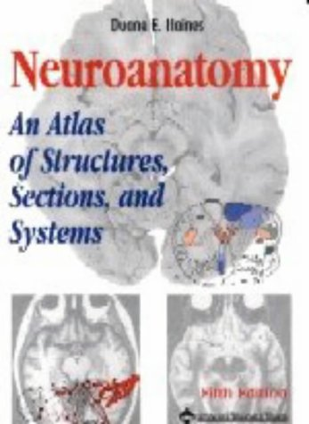 9780781722704: Neuroanatomy: An Atlas of Structures, Sections, and Systems