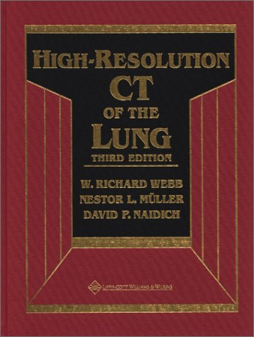 9780781722780: High-Resolution Ct of the Lung