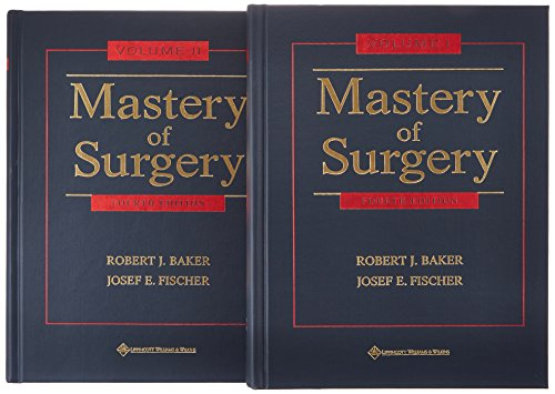 Mastery Of Surgery ( 2 Vol. Set)