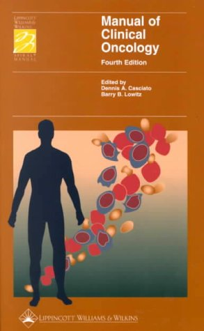 9780781725637: Manual of Clinical Oncology