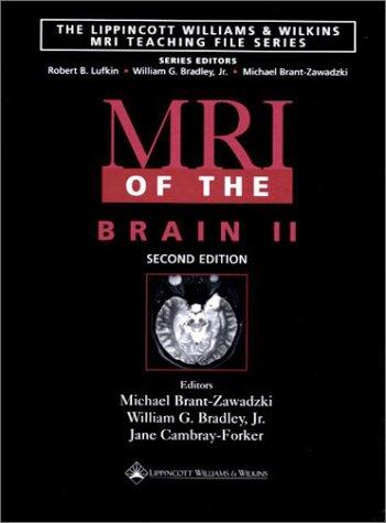 9780781725682: MRI of the Brain II