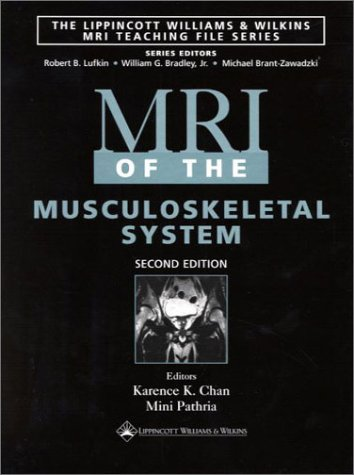 9780781725712: Mri of the Musculoskeletal System