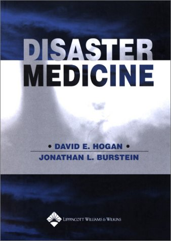 9780781726252: Disaster Medicine