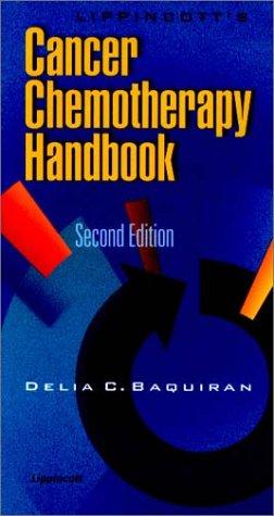 9780781726467: Lippincott's Cancer Chemotherapy Handbook