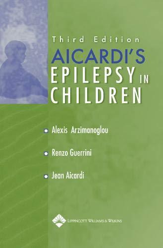 9780781726986: Aicardi's Epilepsy in Children