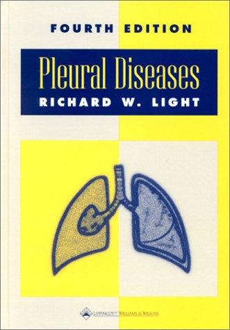 9780781727778: Pleural Diseases