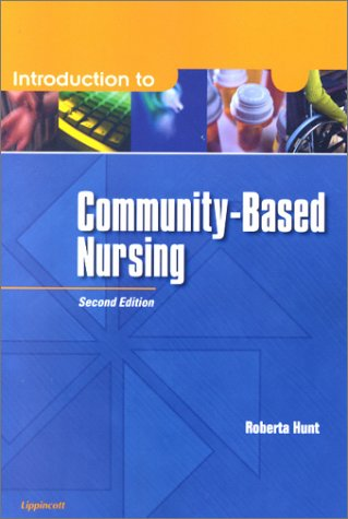 9780781728140: Introduction to Community Based Nursing