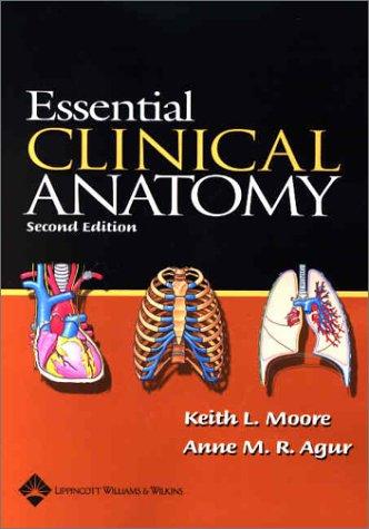 9780781728300: Essential Clinical Anatomy