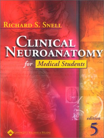 9780781728317: Clinical Neuroanatomy for Medical Students (Periodicals)