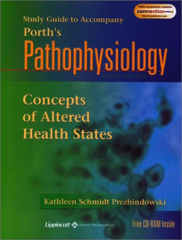porth pathophysiology concepts of altered health states abebooks rh abebooks com Study Guide Test Social Studies Answers