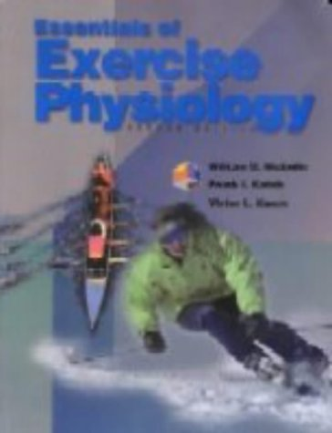 9780781729130: Essentials of Exercise Physiology (Text & Study Guide)