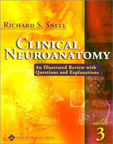 9780781729895: Clinical Neuroanatomy: An Illustrated Review with Questions and Explanations (Periodicals)