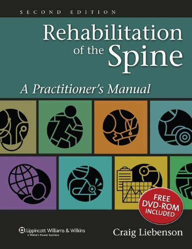 9780781729970: Rehabilitation of the Spine: A Practitioner's Manual