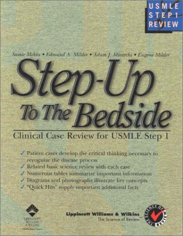 9780781730440: Step-Up to the Bedside (Step-Up Series)