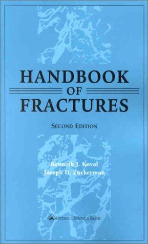 9780781731416: Handbook of Fractures