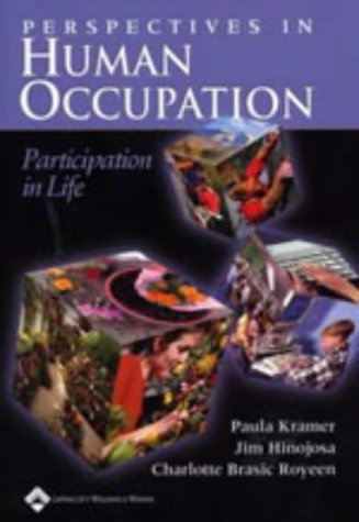 9780781731614: Perspectives in Human Occupation: Participation in Life
