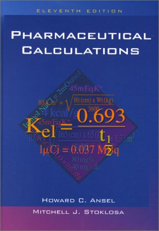 9780781731720: Pharmaceutical Calculations