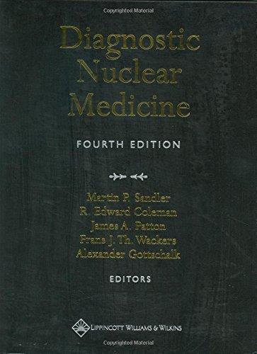 9780781732529: Diagnostic Nuclear Medicine