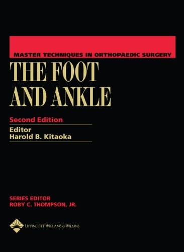 9780781733632: Master Techniques in Orthopaedic Surgery: The Foot and Ankle