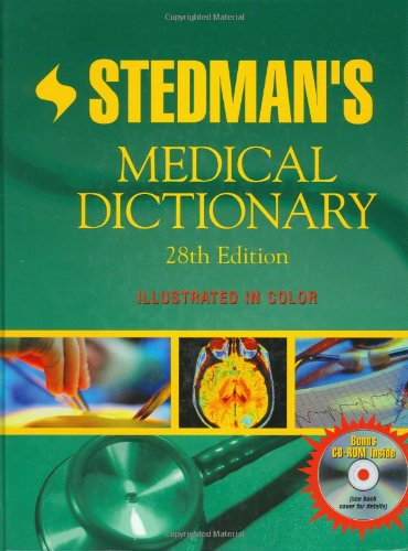 9780781733908: Stedman's Medical Dictionary