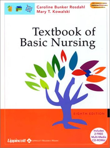 9780781734295: Textbook of Basic Nursing
