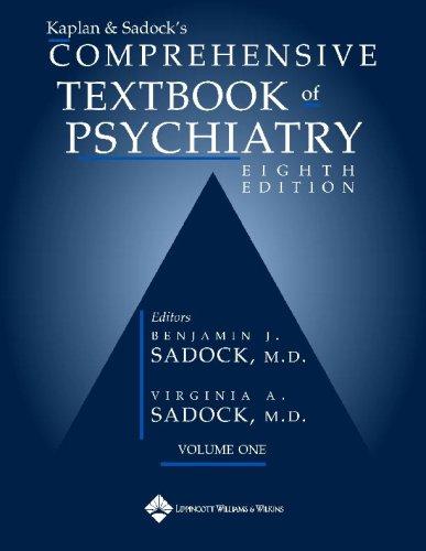 9780781734349: Kaplan and Sadock's Comprehensive Textbook of Psychiatry