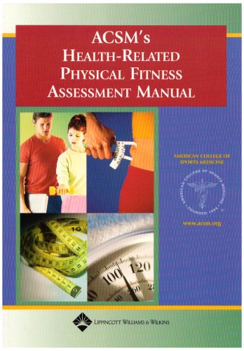 9780781734714: ACSM's Health-Related Physical Fitness Assessment Manual