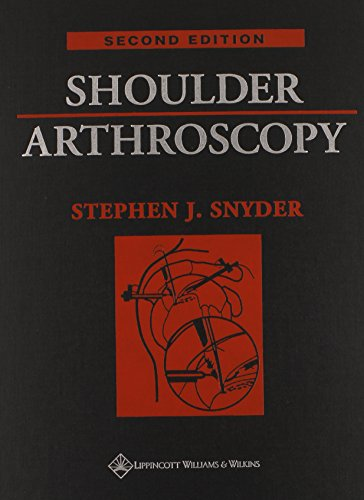 9780781735018: Shoulder Arthroscopy (Book with DVD)