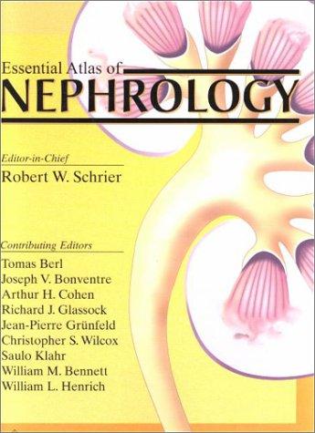 9780781735308: Essential Atlas of Nephrology