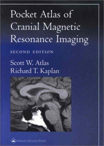9780781735735: Pocket Atlas of Cranial Magnetic Resonance Imaging